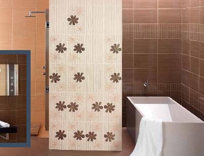Faience salle de bain cifre serie iris 25x40 1 choix - Faience salle de bain discount ...