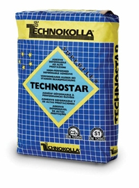 Colle carrelage - TECHNOSTAR 25 KG