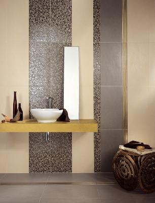 Carrelage SAIME Serie Interior X Choix Carrelage - Calepinage carrelage salle de bain