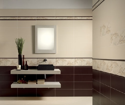 Faience salle de bain dom serie solid 20x50 2 1 choix carrelage fa ence sa - Simulateur faience salle de bain ...