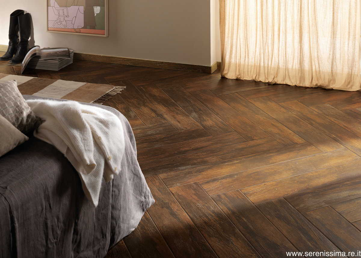 Carrelage SERENISSIMA - serie timber 15x60.8 1° choix