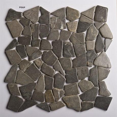 Galets plats 33x33 - star mosaïc
