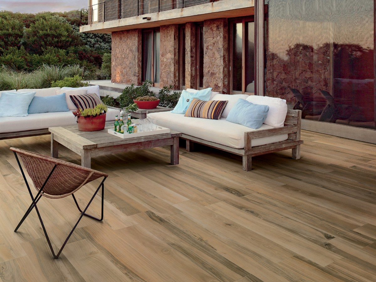 Carrelage ASCOT - série natural out 20x120 1° choix