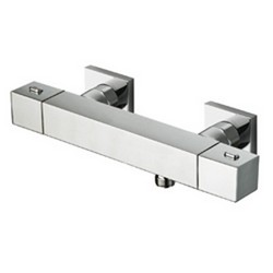 DOUCHE THERMOSTATIQUE CHROME