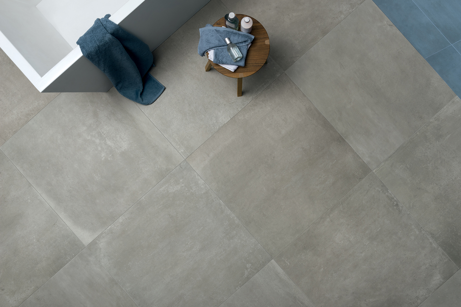 Carrelage CISA CERAMICHE - série restyle 80x80 rett. 1° choix - Photo secondaire n°1