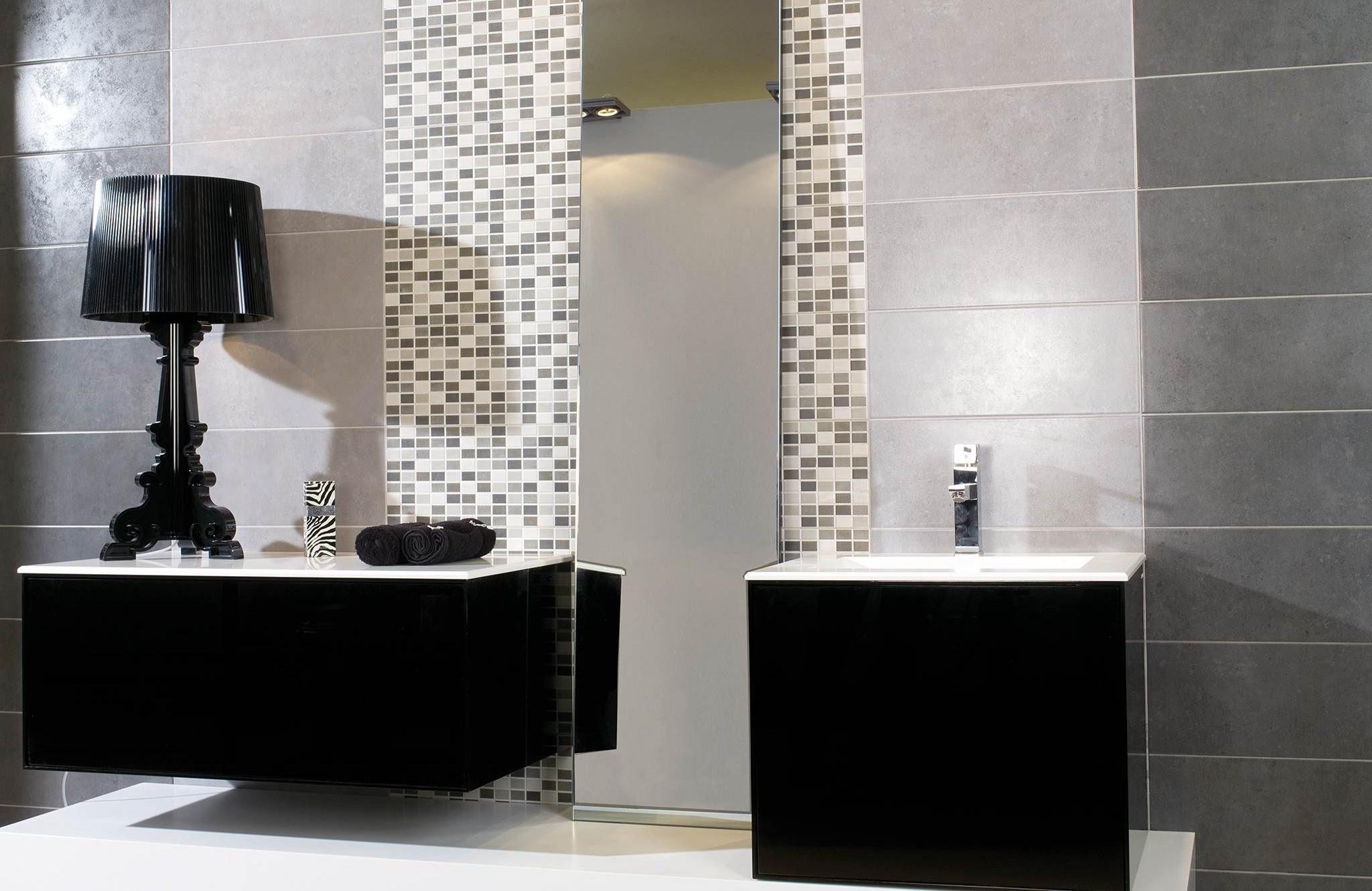 Faience Salle De Bain Moderne Violet : Faience salle de bain cifre serie cement ° choix