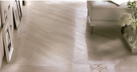 Carrelage CISA CERAMICHE - serie mywood lapp-rett 13x80 1° choix - Photo secondaire n°1