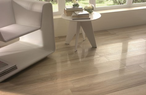 Carrelage CISA CERAMICHE - serie mywood lapp-rett 13x80 1° choix - Photo secondaire n°2