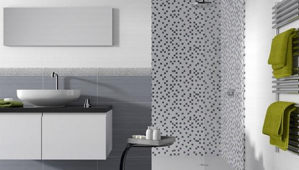Fa ence moderne salle de bain metropol mon - Faience moderne salle de bain ...