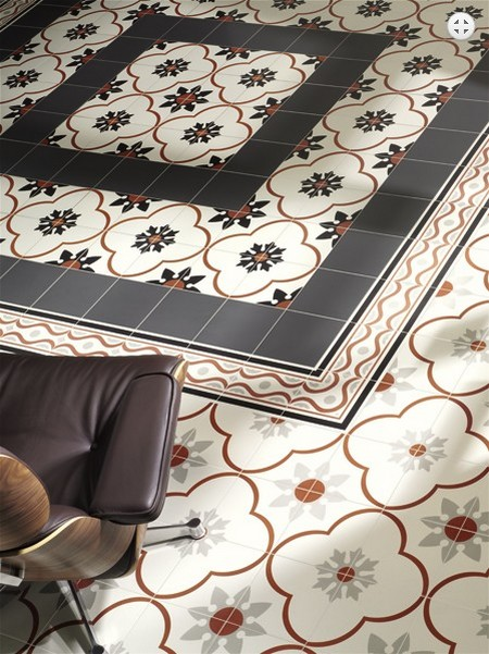 Carreaux Ciment Carrelage Carrelage Interieur