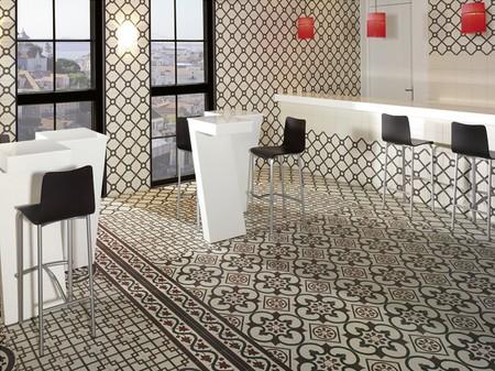 Carreaux Ciment MAINZU Série London Glass X Choix Carrelage - Carrelage ciment