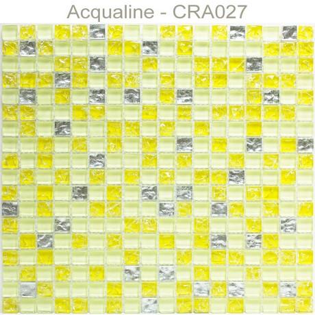 Carrelage mosaique jaune tendance d co tuiles c ramiques for Carrelage jaune