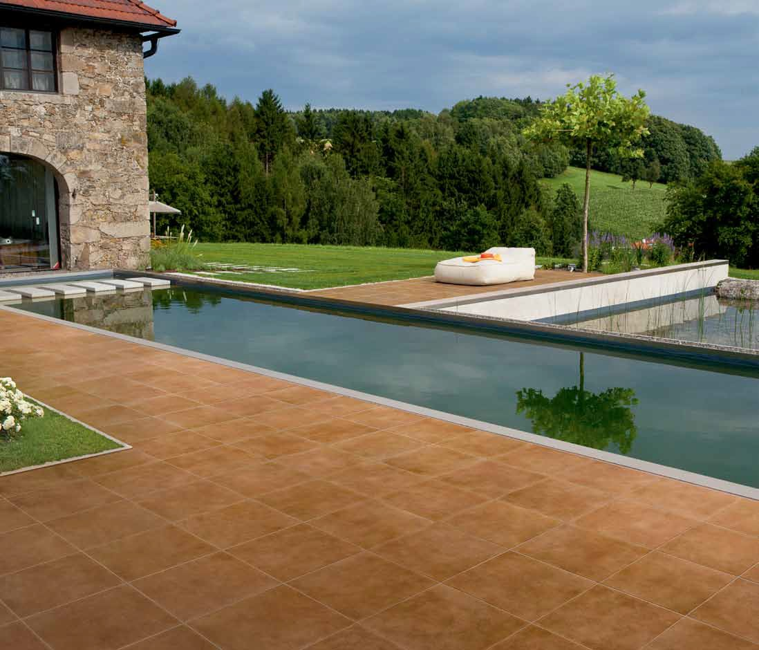 carrelage DOM - serie cotto beton 50.2x50.2 rock 1° choix - Photo principale