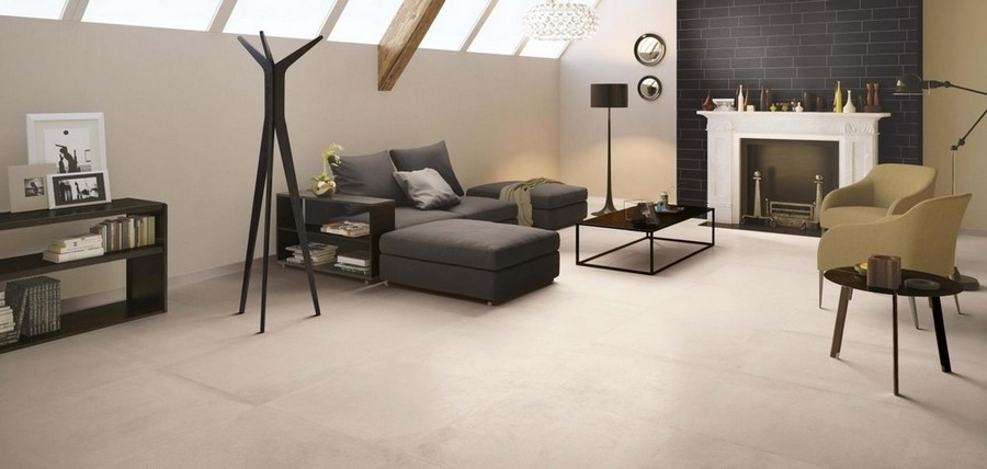 Carrelage SUPERGRES - sèrie carnaby 75x75 1° choix