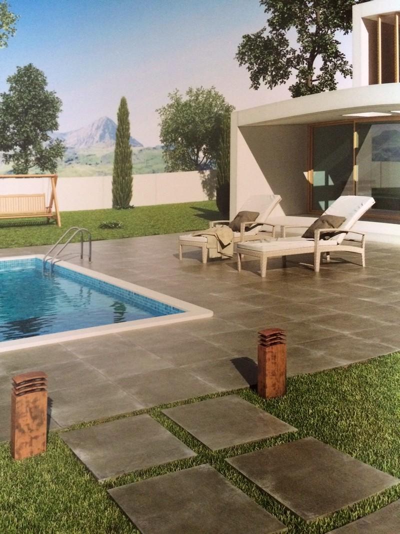 Carrelage stn serie plus trend 60x60 20mm 1 choix for Colle carreaux piscine