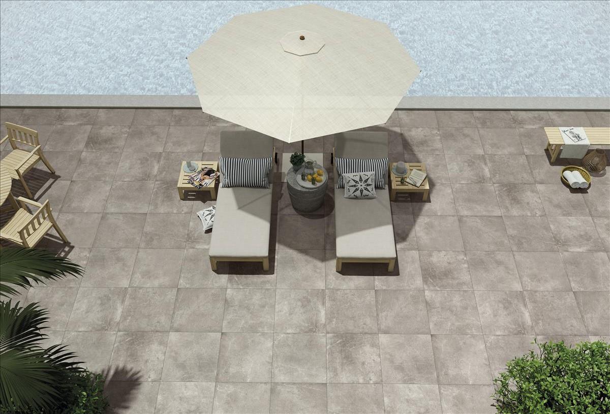 carrelage stn s rie plus monolith 60x60 20 mm 1 choix. Black Bedroom Furniture Sets. Home Design Ideas
