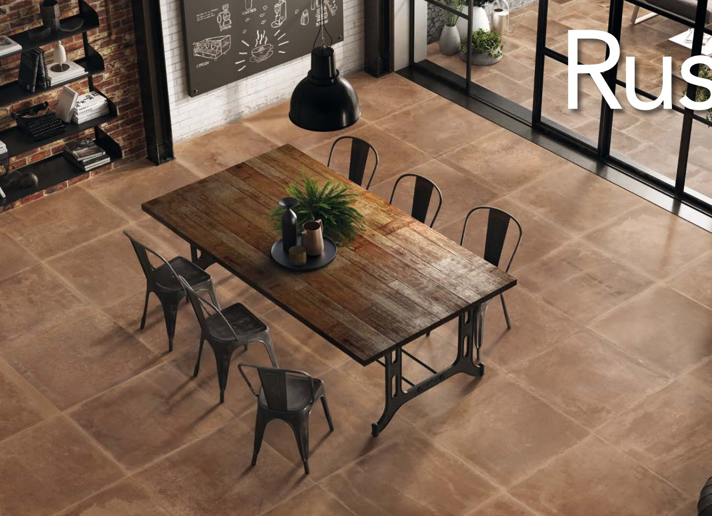 Carrelage provenza s rie dust 80x80 1 choix carrelage for Achat carrelage italien