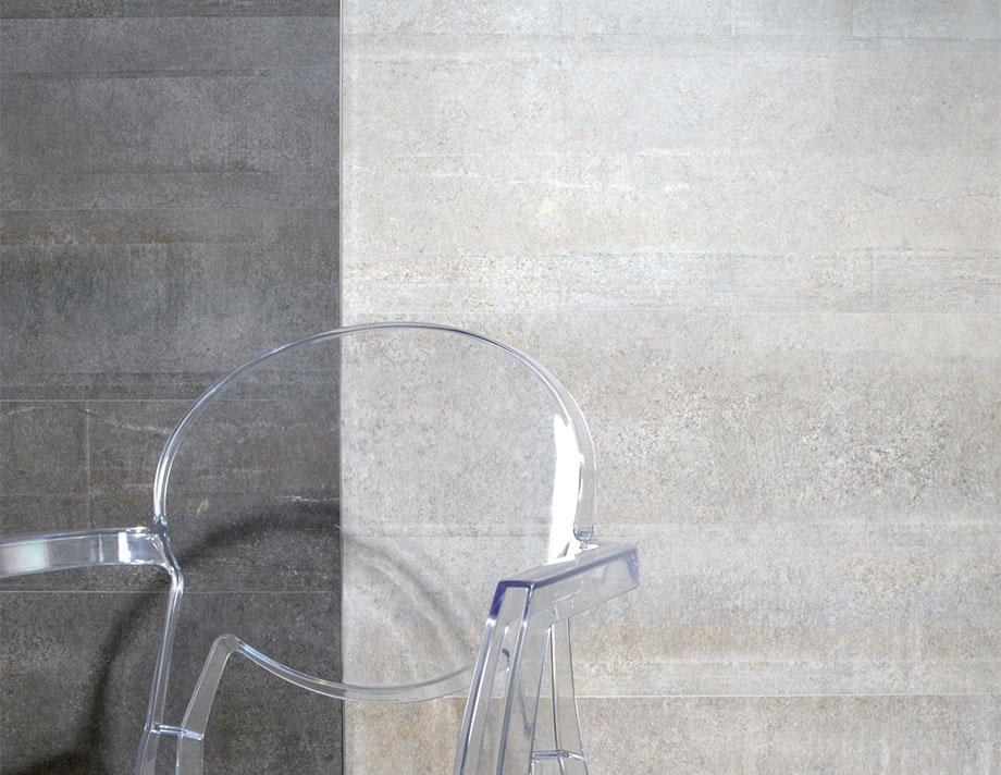 Carrelage tau ceramica serie beton 45x90 1 choix for Carrelage 45x90