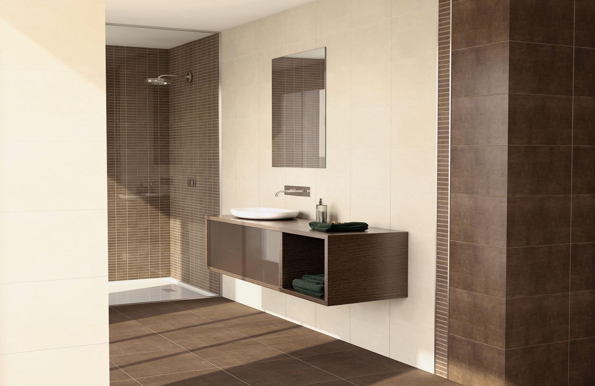 Accessoire Salle De Bain Terre Cuite ~ faience salle de bain cifre serie baltimore 25×40 1 choix