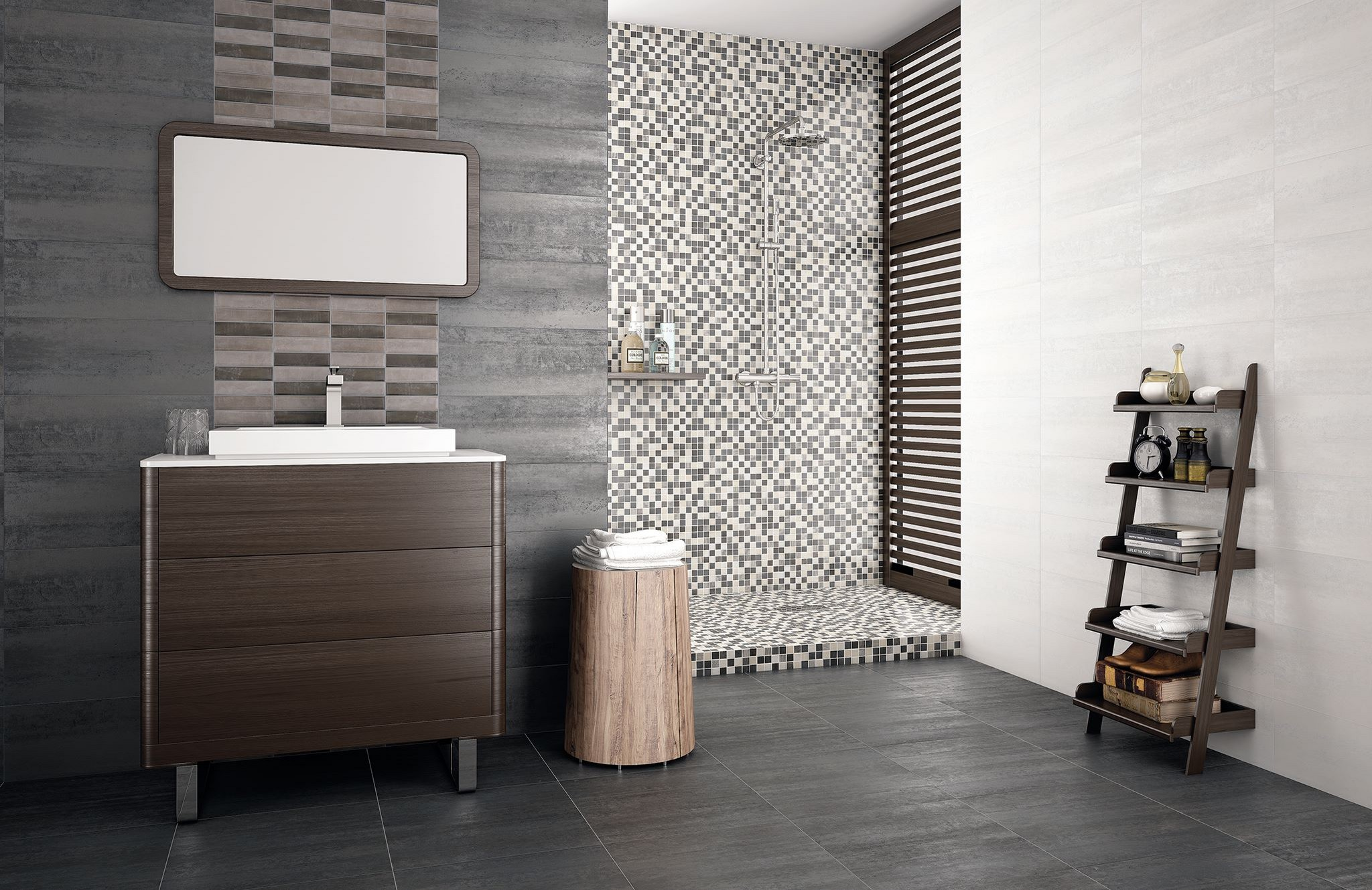 faience salle de bain cifre serie oxigeno 20x50 1 choix. Black Bedroom Furniture Sets. Home Design Ideas