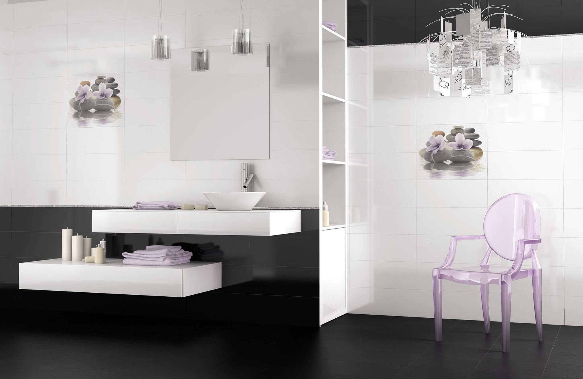 Faience salle de bain cifre serie intensity 20x50 1 - Faience salle de bain discount ...