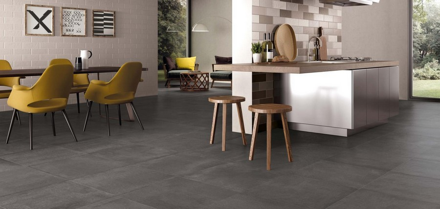 Carrelage SUPERGRES - sèrie carnaby 60x60 1° choix