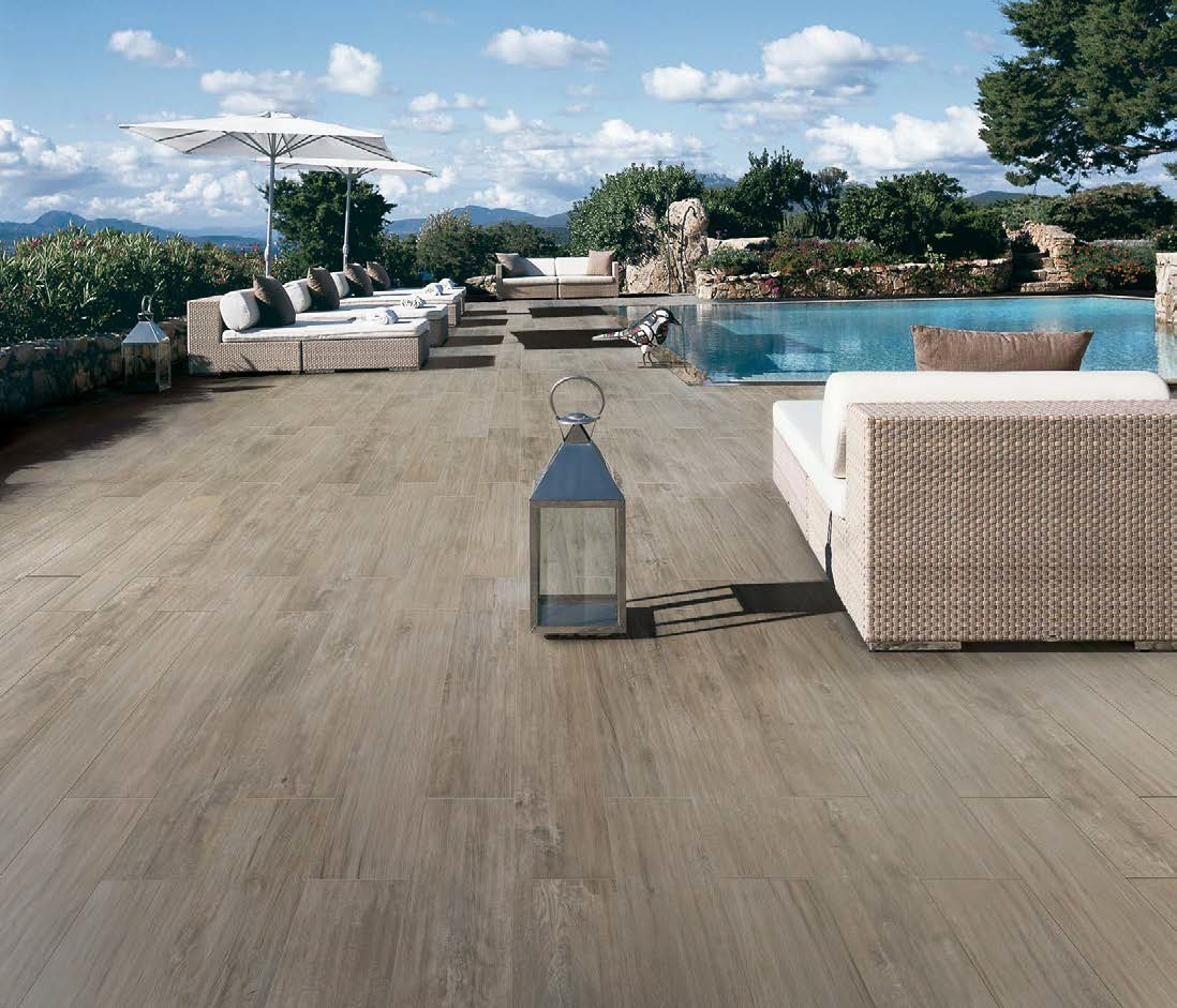 Carrelage DOM - serie logwood out 16.4x99.8 1° choix