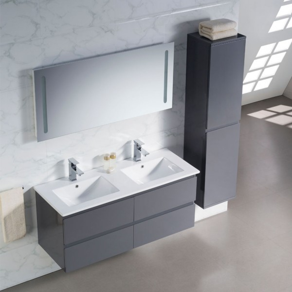 meuble salle de bain carrelage salle de bains. Black Bedroom Furniture Sets. Home Design Ideas
